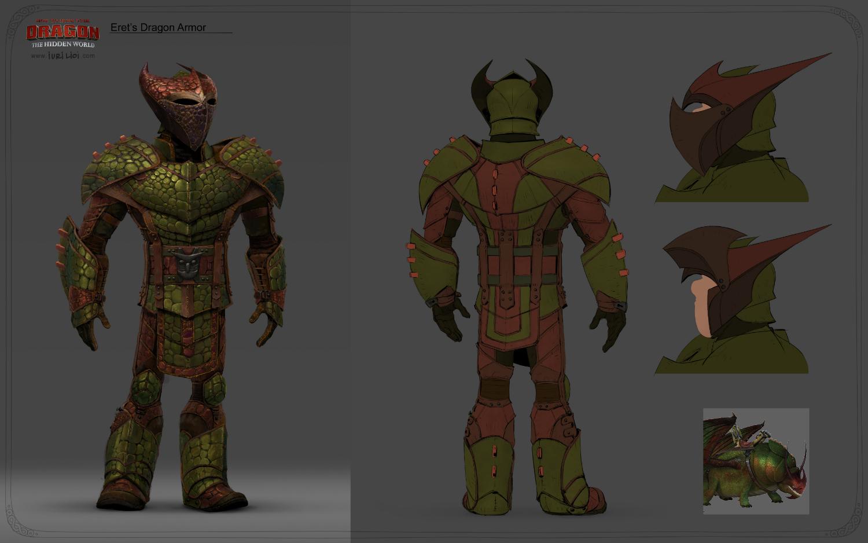 Iuri Lioi How To Train Your Dragon 3 See more ideas about dragon armor, dracula untold, armor. iuri lioi